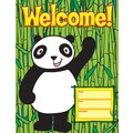 Scholastic Panda Welcome Chart