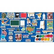 Scholastic Classroom Photos & Labels Mini Bulletin Board
