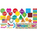 Scholastic Shape Up! Mini Bulletin Board