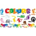 Scholastic Color Chameleons Mini Bulletin Board