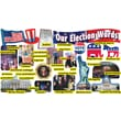 Scholastic Election Word Wall Mini Bulletin Board