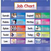 Scholastic Class Jobs Pocket Chart