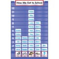 Scholastic Five-Column Graph Pocket Chart