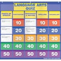 Scholastic Language Arts Class Quiz: 5–6 Pocket Chart Add-ons
