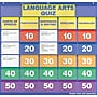 Scholastic Language Arts Class Quiz: 5-6 Pocket Chart