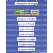 Scholastic Favorite Kids' Songs Pocket Chart Add-ons