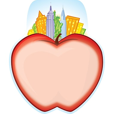 Scholastic Big Apple Note Pad