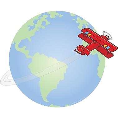 Scholastic Around the World Note Pad