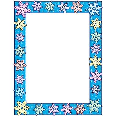 Scholastic Snowflakes Printer Paper