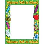 Scholastic Welcome Back to School Printer Paper