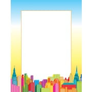 Scholastic City Skyline Printer Paper