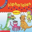Scholastic Early Reading, AlphaTales Audio CD