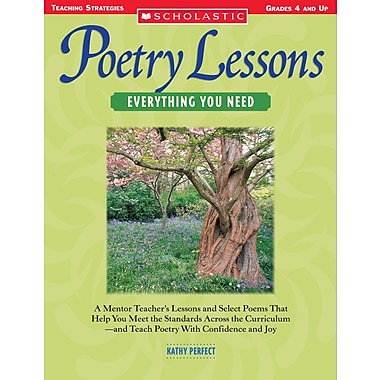 Scholastic Poetry Lessons: Everything You Need