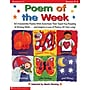 Scholastic Poetry, Poem of the Week