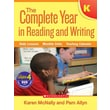 Scholastic The Complete Year in Reading and Writing: Kindergarten