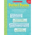 Scholastic Perfect Poems With Strategies for Building Fluency: Grades 3–4