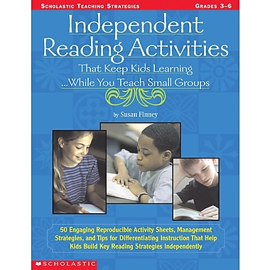 Scholastic Independent Reading Activities That Keep Kids Learning. . . While You Teach Small Groups