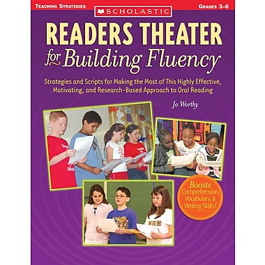 Scholastic Readers Theater for Building Fluency