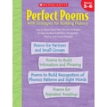 Scholastic Perfect Poems With Strategies for Building Fluency: Grades 5–6