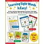 Scholastic Learning Sight Words is Easy!