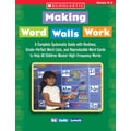 Scholastic Writing, Making Word Walls Work