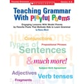 Scholastic Teaching Grammar With Playful Poems