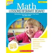 Scholastic Math Lessons for the SMART Board™: Grades 2–3