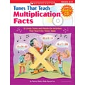 Scholastic Tunes That Teach Multiplication Facts