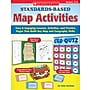 Scholastic Standards-Based Map Activities
