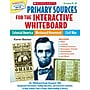 Scholastic Primary Sources For The Interactive Whiteboard: