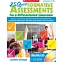 Scholastic 25 Quick Formative Assessments for a Differentiated