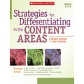 Scholastic Strategies for Differentiating in the Content Areas