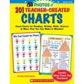 Scholastic Photos of 201 Teacher-Created Charts