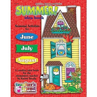 Scholastic Summer! Idea Book