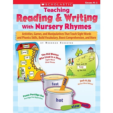 Scholastic Teaching Reading & Writing With Nursery Rhymes