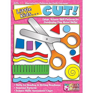 Scholastic Little Kids . . . Cut!