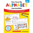 Scholastic Now I Know My Alphabet Learning Mats