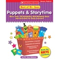 Scholastic Best of Dr. Jean: Puppets & Storytime