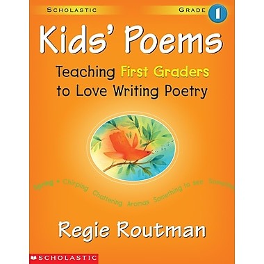 Scholastic Kids' Poems: Grade 1