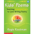 Scholastic Kids' Poems: Kindergarten