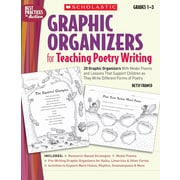 Scholastic Graphic Organizers for Teaching Poetry Writing