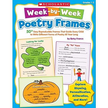 Scholastic Week-by-Week Phonics Packets