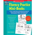 Scholastic Fluency Practice Mini-Books: Grade 1