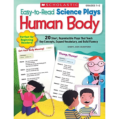 Scholastic Easy-to-Read Science Plays: Human Body