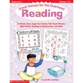 Scholastic Great Games for the Overhead: Reading