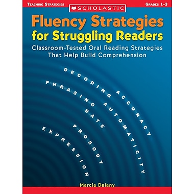 Scholastic Fluency Strategies for Struggling Readers