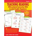 Scholastic Teaching Writing: Differentiated Instruction With Leveled Graphic Organizers