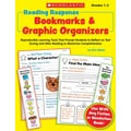 Scholastic Reading Response Bookmarks & Graphic Organizers