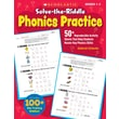 Scholastic Solve-the-Riddle Phonics Practice