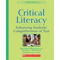 Scholastic Critical Literacy: Enhancing Students' Comprehension of Text